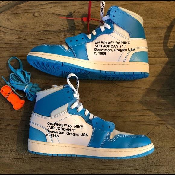 e0c02378815353 shopping nike air jordan 1 retro mid ice blue shoes 05f40 dcdb8  new  zealand off white x air jordan 1 retro high og unc 023e7 20d12